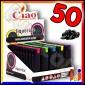 Ciao Maxi Fantasia Liquorice - Box da 50 Accendini [TERMINATO]