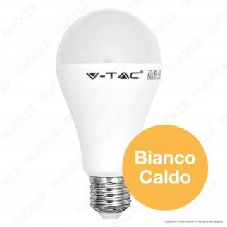 V-Tac VT-2015 Lampadina LED E27 15W Bulb A65 - SKU 4403 / 4404 / 4405