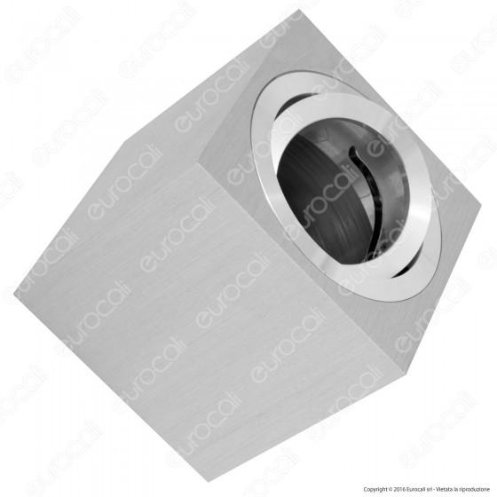 Kanlux DUCE AL-DTL50 Portafaretto Quadrato per Lampadine GU10