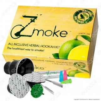 Zmoke Lemon Lime - Kit Capsule per Narghilè gusto Limone Lime