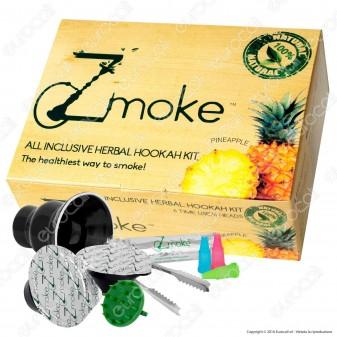Zmoke Pineapple - Kit Capsule per Narghilè gusto Ananas
