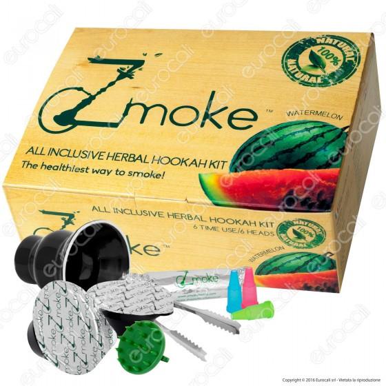 Zmoke Watermelon - Kit Capsule per Narghilè gusto Comomero