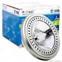 V-Tac VT-1110 Lampadina LED AR111 G53 15W Faretto da Incasso - SKU 4257 / 4256 / 4255