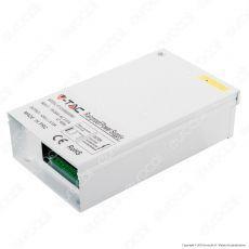 V-Tac VT-21200 Alimentatore 200W Rainproof IP45 a 2 Uscite con Morsetti a Vite - SKU 3078