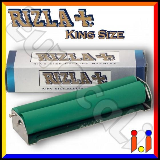 Rizla Rollatore in Metallo King Size per Cartine Lunghe