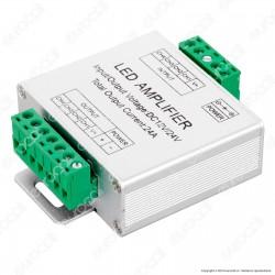 ASPETTOFOTOMASSIMOV-Tac  VT-2408 Amplificatore di Segnale per Controller di Strisce LED RGBW - SKU 3327