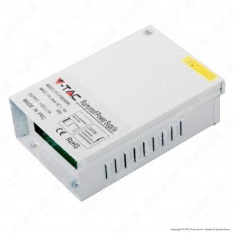 V-Tac VT-21060 Alimentatore 60W Rainproof IP45 a 2 Uscite con Morsetti a Vite - SKU 3070