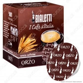 12 Capsule Caffè Bialetti Orzo Cialde Originali Bialetti
