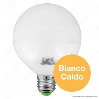 Life Serie GF Lampadina LED E27 15W Globo G95