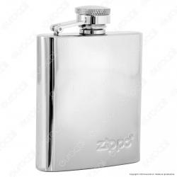 Fiaschetta Zippo Mod. 1222228-a 3 oz in Acciaio Stainless Inossidabile