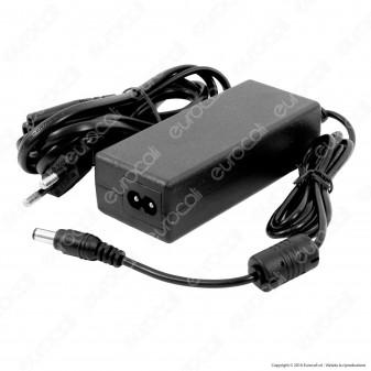 V-Tac Alimentatore 80W Plug&Play con Jack 2.1 - SKU 3019