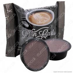50 Capsule Caffè Borbone Don Carlo Miscela Oro - Cialde Compatibili Lavazza A Modo Mio