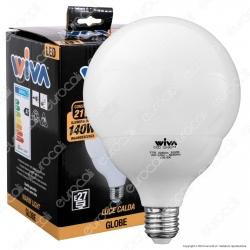 Wiva Lampadina LED E27 21W Globo G120 - mod. 12100074 / 12100078 / 12100075