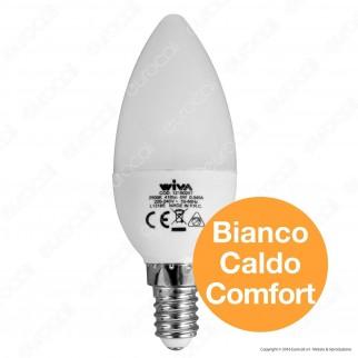 Wiva Lampadina LED E14 6W Candela