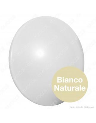 V-Tac VT-8032RD Plafoniera LED 24W Forma Circolare Colore Bianco - SKU 5565 / 5564