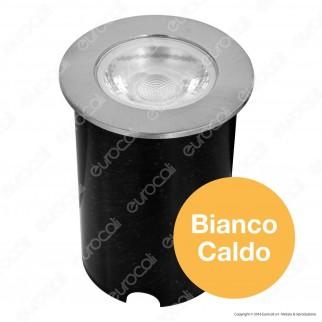 Life Punto Luce LED 4.5W Segna Passo a Pavimento