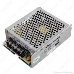 Wiva Alimentatore 50W 24V Per Uso Interno a 1 Uscita con Morsetti a Vite - mod. 61300004