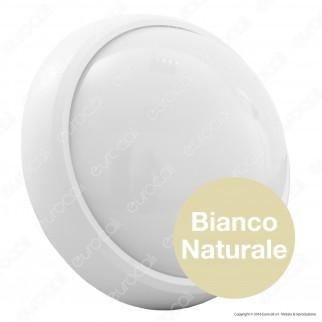 V-Tac VT-8015 Plafoniera LED 12W Forma Circolare Colore Bianco - SKU 4998 / 4996