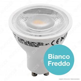 V-Tac VT-2889 Lampadina LED GU10 8W Faretto Spotlight