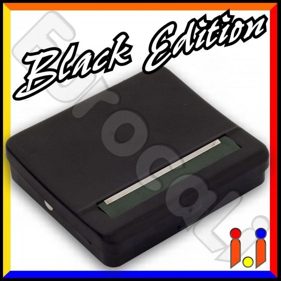 Rollatore Tabacchiera per Cartine Corte Black Edition