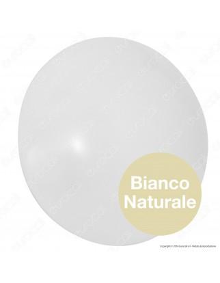 Wiva Plafoniera LED 25W mod. PLAFÒ Bianca Forma Circolare