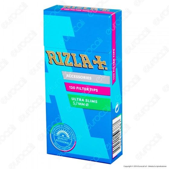 Rizla Ultraslim 5,7mm - Scatolina da 120 Filtri
