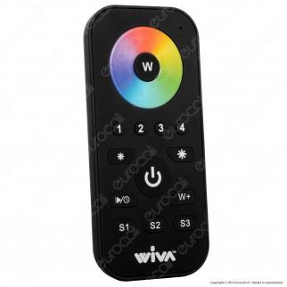 Wiva Telecomando RF per Centraline LED RGB+W - mod. 62300003
