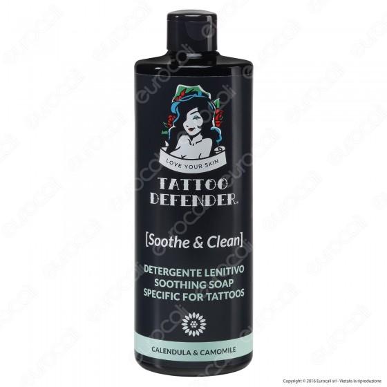 Tattoo Defender Soothe & Clean - Bottiglietta da 500ml