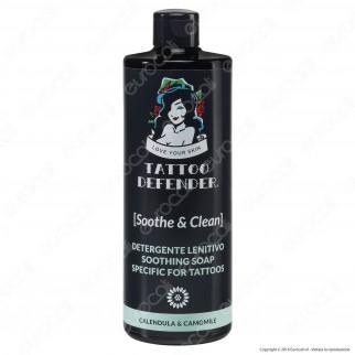 Tattoo Defender Soothe & Clean - Flacone da 500ml