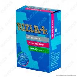 Rizla Slim 6mm - Scatolina da 150 Filtri