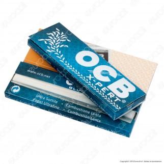 Cartine Ocb X-Pert Blu Corte - Libretto
