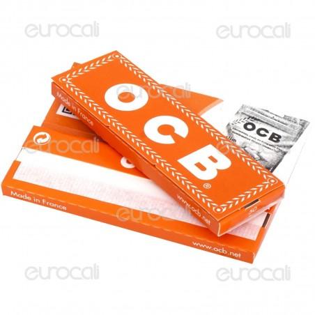 Cartine Ocb Orange Corte - Libretto
