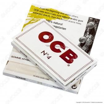Cartine Ocb Bianche Corte Doppie - Libretto