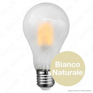 V-Tac VT-2023 Lampadina LED E27 10W Bulb A67 Frost Filamento - SKU 7152 / 7154