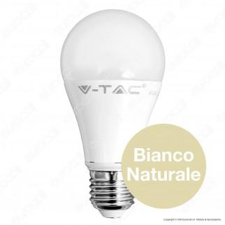 V-Tac VT-1864 Lampadina LED E27 12W Bulb A60 - SKU 4228 / 4229 / 4230
