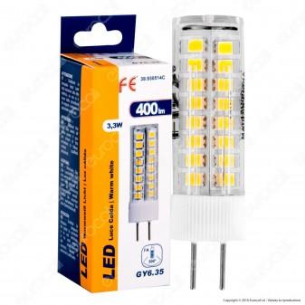 Life Lampadina LED GY6.35 3,3W Tubolare