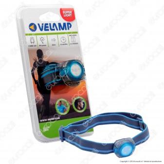 Velamp IH424 Ultralight 2 LED Headlight - Torcia Frontale