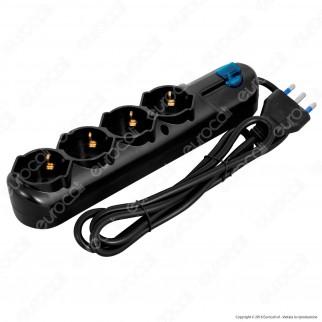 Wiva Multipresa Click-Off con Risparmio Energetico