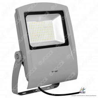 V-Tac VT-4754 Faretto LED FloodLight SMD 50W da Esterno Colore Grigio - SKU 5664 / 5665 / 5666