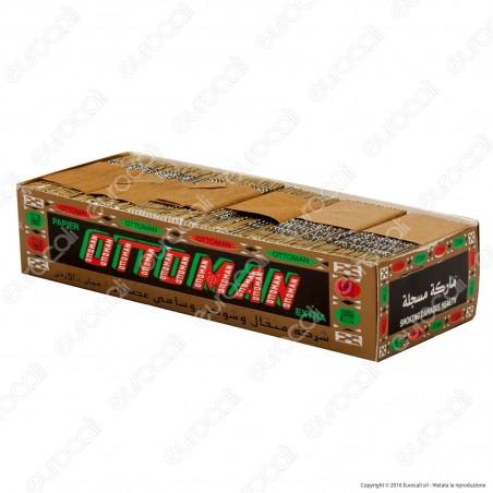 PROV-A00273046 - Cartine Ottoman Extra Corte - Scatola da 90 Libretti
