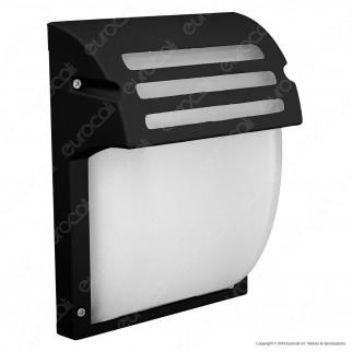 V-Tac VT-754 Portalampada da Giardino Wall Light da Muro per Lampadine E27 - SKU 7076 / 7077