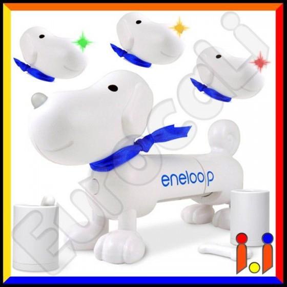 Sanyo Eneloop Tester Per Batterie Stilo AA o Ministilo AAA Eneloopy