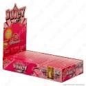 Cartine Juicy Jay's Corte 1¼ Aroma Zucchero Filato - Scatola da 24 Libretti