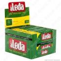 PROV-A00175014 - Cartine Aleda King Size Slim Lunghe Trasparenti 100% Cellulosa - Scatola da 40 Libretti