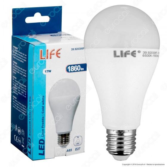 Life Serie EL Lampadina LED E27 17W Bulb A55