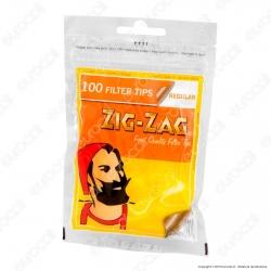 Zig Zag Regular 8mm - Bustina da 100 Filtri