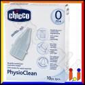 Chicco Ricambi per Aspiratore Nasale PhysioClean - 10 Beccucci Monouso