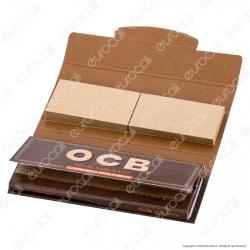 Cartine Ocb Virgin Paper Senza Cloro Corte 1¼ e Filtri in Carta - Libretto
