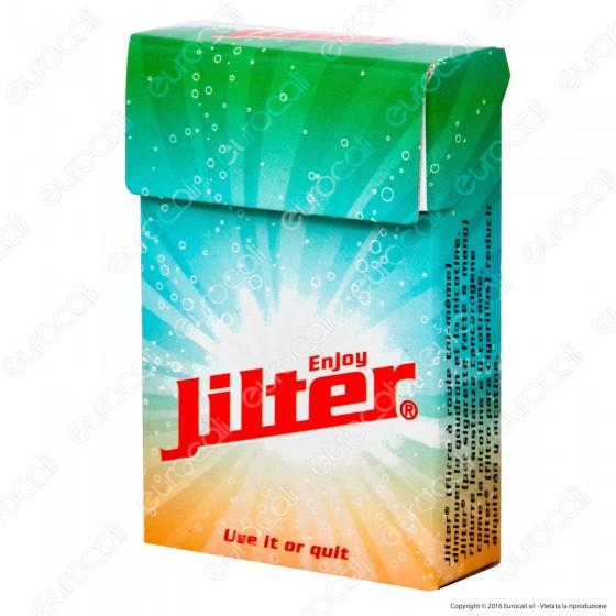 Jilter Filtri Slim 6mm - Pacchetto da 42 Filtri