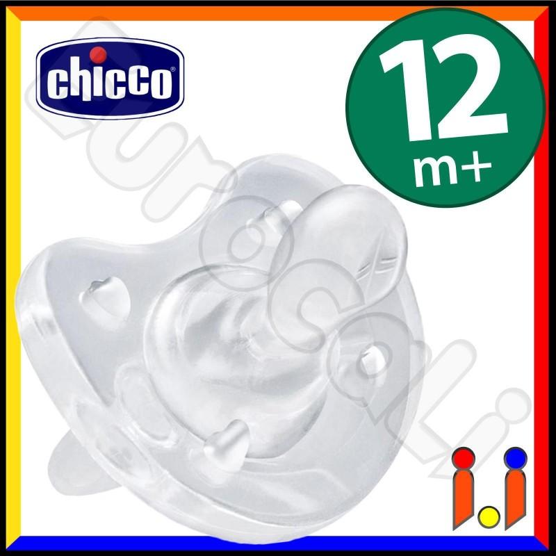 Chicco Gommotto Physio Soft 12 m+ a Scelta - 1 Ciuccio